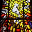 Holy Spirit Dove Symbol — Stock Photo