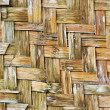 Woven Bamboo Wall - Photo