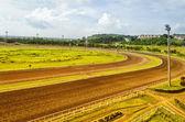 Asian Racetrack — Stock Photo