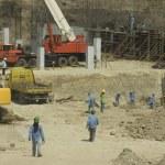 Construction Site — Stock Photo #6367288