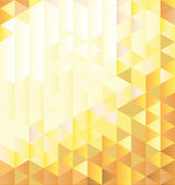 Yellow Abstract background in warm colors — Stock Vector