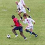 formation de football de Catane calcio — Photo
