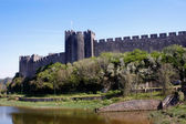 Pembroke Castle — Stockfoto
