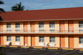 Typical American Motel — Stock Photo