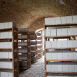 Stock Photo: Historical storage of ashes of prisoners from concentration ca