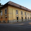 Stock Photo: Historical building in Terezin