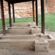 Stock Photo: Mass graves in Terezin