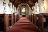 Interior Igreja — Fotografia Stock