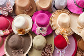 Beautiful hat for background — Stock Photo