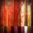 Grunge wood texture for background — Stock Photo