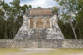 Chichen Itza, part of the Great Ball Court — Stock Photo