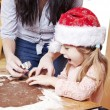Chistmas baking — Stock Photo