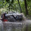 Raid 4x4 race — Stock Photo