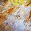 TEXTURE OFF OIL PAINTING — Stock Photo