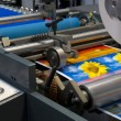Printing machine — Stock Photo #13864844