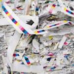 Paper strips — Stock Photo #13864977