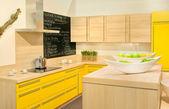 现代化的厨房 — 图库照片