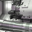 Lathe, CNC milling — Stock Photo #28931711