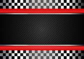 Racing black striped background — Stock Vector