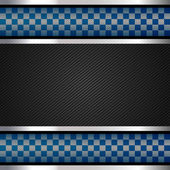 Police backdrop, striped surface — Stock Vector