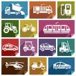 Постер, плакат: Transport flat icon 06