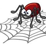 desenho de aranha — Vetorial Stock