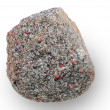 Stock Photo: Mineral aggregate