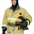 Firefighter — Stock Photo #16031091