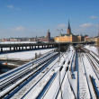 Stock Photo: View of Stockholm