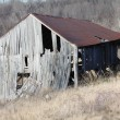 Barn, Abandoned — Stock Photo