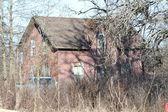 Maison, abandonné — Photo