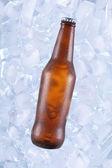 Una birra fredda — Foto Stock