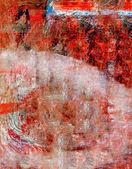 Tuval üzerinde soyut — Stok fotoğraf