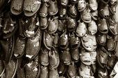 Sandały — Zdjęcie stockowe