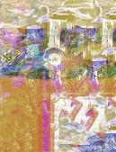 Camvas の抽象化します。 — ストック写真