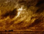 農家、wintrop ワシントン — ストック写真
