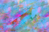 Watercolor Abstract — Stock Photo