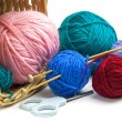 Colorful threads — Stock Photo #13899481