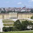 Royal Schonbrunn palace — Stock Photo