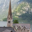 Church in Hallstatt — Stock Photo