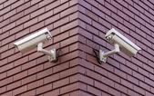 Sicherheits-Kameras — Stockfoto