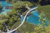 Plitvice lakes national park — Stock Photo