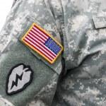 Постер, плакат: US army uniform