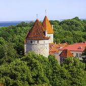 Tallinn old town — Stock Photo