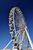 Brighton England - The New Brighton Wheel — Stock Photo