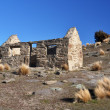 Welshtown Ruins Walls, Central Otago, New Zealand — Stock Photo