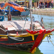 Stock Photo: Fishing Boat in Hoi Harbour, Vietnam.