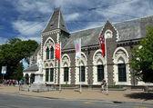 Canterbury Museum, Christchurch, New Zealand — Stock Photo