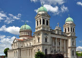 Cathedral of The Blessed Sacrement - Christchurch, New Zealand. — Stock Photo