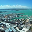 Auckland - City Of Sails, New Zealand - Stock Photo